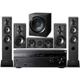 Sony 7.2 Canal 3d 4k A / V Sistema De Cine En Casa De Sonid