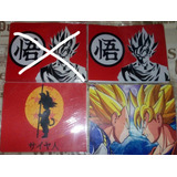 Mouse Pad Mousepad Dragon Ball Z Marvel One Piecie Naruto Dc