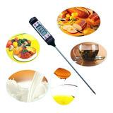Termómetro Para Medir La Temperatura De Alimentos, Cocina
