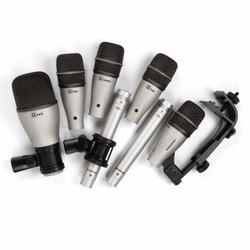 Set de 7 micrófonos para batería DK7Samson