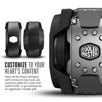 Masterair Maker 8 High End Cpu Cooler Con Tecnología 3d V...