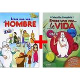 Erase Una Vez... El Hombre + La Vida Serie Completa 18 Dvd