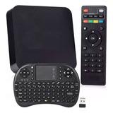 Smart Tv Box Caja Android 1gb Ram 8 Ram+ Teclado Ml4017