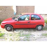 Chevrolet Corsa Hb 1.6 Rojo Buen Estado Todo Al Día