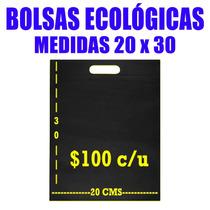 Bolsas Ecologicas Tnt 20x30