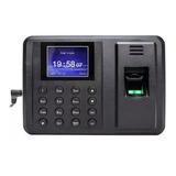 Reloj Control Asistencia Personal Biométrico Huella Digital