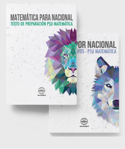 Matemática Para Nacional + Vamos Por Nacional