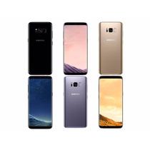 Samsung Galaxy S8 64gb + Lentes Vr / Iprotech