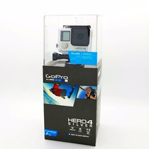 Gopro Hero 4 Silver + Microsd 16gb / Somos Iprotech