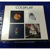 Coldplay Cd Box X&y Parachutes