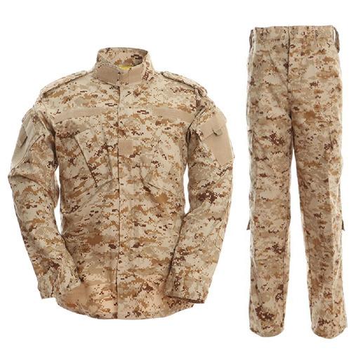 Tenida Cargo Pixelado Zona Norte Camisa + Pantalón