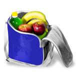 Lonchera Cooler Bag Azul
