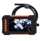 Cámara De Inspección Ip67 Endoscopio 4.3 Pulgadas 1080p 2600
