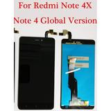 Pantalla Xiaomi Redmi Note 4 Global 4x Snapdragon Octa Core