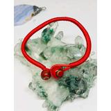 Pulsera Roja Protección Y Buena Suerte
