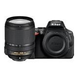 Nikon D5600 + Lente 18-140mm