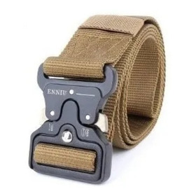 Cinturon Tactico Militar Outdoor Hebilla Cobra