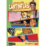 [pack Dvd] Cantinflas Vol.1 (4 Discos)