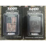 Encendedor Zippo Plateado Y Usa C/envío Gratis Todo Chile