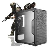Pc Gamer Intel I3 9100f 4-core + 16gb Fury + 480gb + Gt 1030