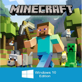 Minecraft Windows 10 Edition - Key Microsoft Store Global