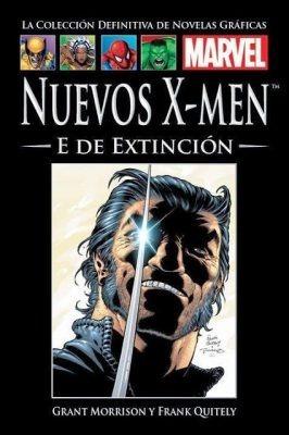 Marvel Salvat Vol.17 -nuevos X-men E De Extinción - Sellado