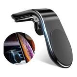 Soporte De Celular Auto Telefono Magnético Imán Automóvil