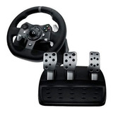 Volante Gamer Logitech G920 +pedales Xbox One/pc Audiomobile