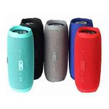 Parlante Charge 3 Bluetooth Resistente Agua Cargador Usb