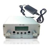 Transmisor Fm 15w + Fuente Poder | Envió Gratis