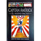 Comic Capitan America Numero 14 Coleccion Salvat El Mercurio