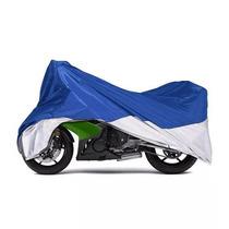 Carpa Cubre Moto Resistente Al Agua