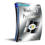 De Uso Permanente Wind-ows 7 Prof, Licencia