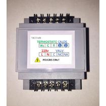 Adaptador Instalacion Termostato Nest Ecobee Ta101vdc-din *