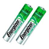 Pila Recargable Energizer Tamaño Aaa 2 Unidades