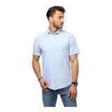 Camisa Casual Celeste Guy Laroche