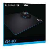 Mouse Pad Logitech G440 Hard Gaming-boleta