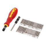 Kit De Destornilladores Para Reparación Portátiles