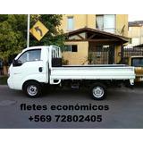 Fletes Económicos Camioneta Providencia Baratos Macul Maipu