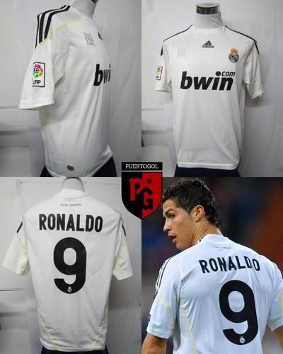 Camiseta Real Madrid Cristiano Ronaldo Talla M fab5059359c79