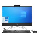 Todo-en-uno Hp 24-dd0001la  Intel® Corei3-1005g1 4gb 1tb Bl