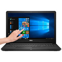 Notebook Dell 15.6' Touch Core I5 8gb 256ssd 12 Cuotas Loi