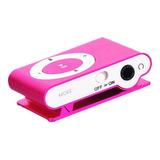 Reproductor Mp3 Shuffle Clip Mini Audifonos Usb 2gb 4gb 8gb