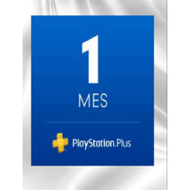 Psn Plus 1 Mes Playstation Plus Tu Usuario + Juegos Ps4