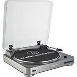 Audio Technica At-lp60 Tornamesa (nueva) Vinilohome