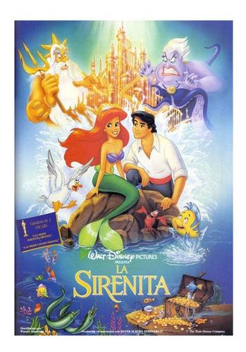 La Sirenita (remasterizada Latino Hd) (versión 2020)