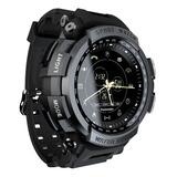 Lokmat Mk28 Reloj Inteligente Smart Watch Deporte Hombre Neg