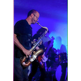 Saxofonista Para Eventos Matrimonios Empresas