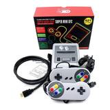 Mini Consola Retro Hdmi 620 Juegos Nes 2 Controles | Maxtech