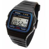 Reloj Hombre Casio F91w Digital Relojes Hombre Original